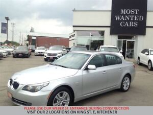 2009 BMW 5 Series 528i xDrive | XENON | HEATED STEERING