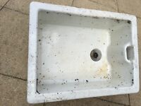 Lilco Belfast Sink - made in 1945