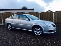 2008 VAUXHALL VECTRA 1.8 VVT EXCLUSIVE 5 DR