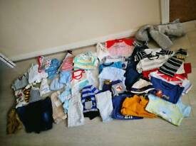 3-6 months baby boys bundle LOADS