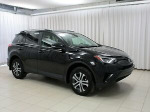 2017 Toyota RAV4 LE AWD SUV w/ BLUETOOTH, BACKUP CAMERA, & HEATE