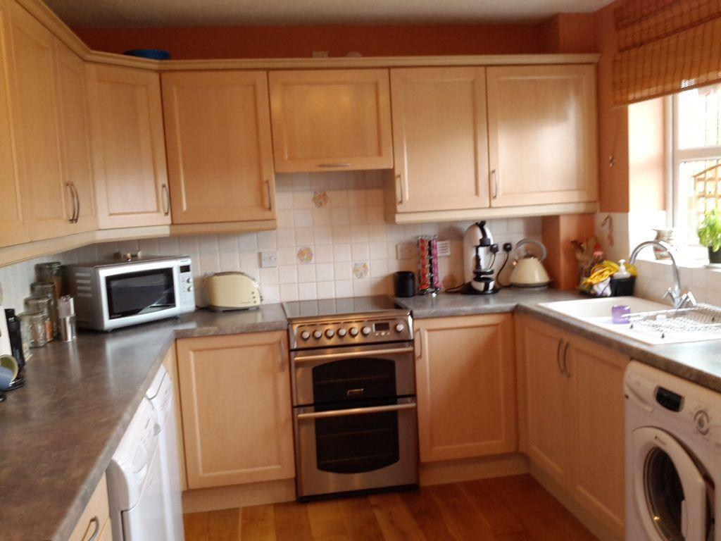 Shaker Style Kitchen Units In Trimdon Station County