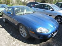 JAGUAR XK8 1997. 119000 MILES. mot expired. nice. read advert please