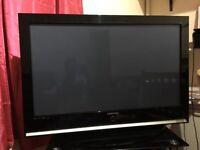 "Samsung 52"" 1080p Plasma television"