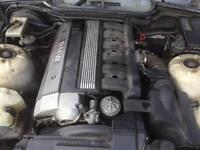 BMW m50b25 e36 3 5 series engine e30 e34 e39 conversion spares repairs