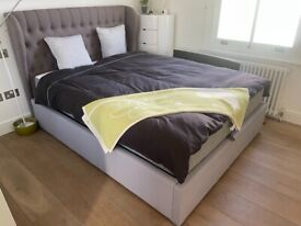 Double Bed+Mattress