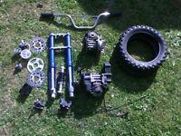 50cc mini birt bike spares