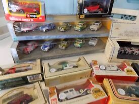 Boxed vehicles