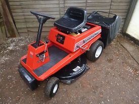 Lawnflite 504 Ride on Lawn Mower in full working order