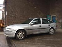 VAUXHALL VECTRA 1 OWNER APRIL MOT