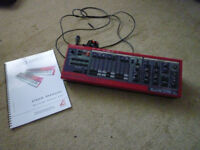 nord electro 2 rack and manual and power supply
