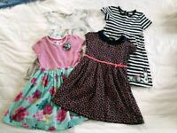 Dresses for 4-5 years old girls