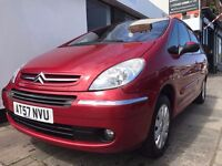 Citroen Xsara Picasso 1.6 HDi VTX 5dr ONLY 67023 GENUINE MILES