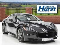 Maserati GranTurismo S (black) 2012-03-09