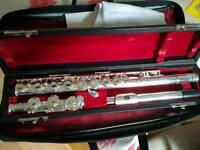 Pearl flute pf 661 (solid silver head)