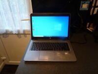 HP Elitebook 840 G3 laptop. Intel Core i5 6th Gen, 8GB RAM, 256GB SSD. Full HD. Windows 10.