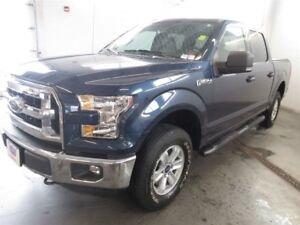 2016 Ford F-150 XLT- 4x4! BACK-UP CAM! ALLOYS! TRAILER HITCH!