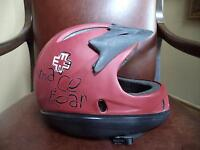 Mace Gear Kids full bike helmet