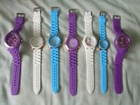 Ladies Watch (all have gel strap)