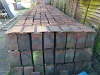 3900 aprox hand made clay roof tiles
