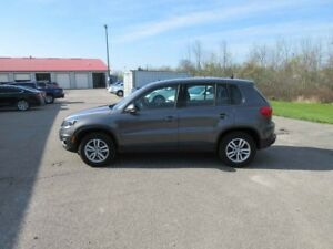 2015 VW TIGUAN 4MOTION AWD