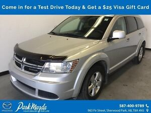 2011 Dodge Journey Canada Value Pkg Edmonton Edmonton Area image 1