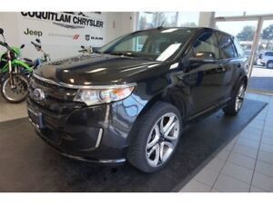 2012 Ford Edge Sport - Alloys, 2 Sunroofs, DVD in headrests.