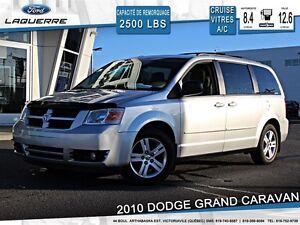 2010 Dodge Grand Caravan **SE*STOW N'GO*AUTOMATIQUE*CRUISE*A/C**