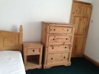 Luxury room with ensuite shower to let/for rent from £55pw