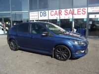 2009 09 FORD FOCUS 1.8 ZETEC S S/S 5D 124 BHP **** GUARANTEED FINANCE **** PART EX WELCOME ****