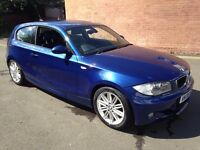 2008 BMW 120i M Sport Coupe Low Mileage