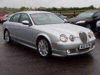 2007 jaguar S-type sport 2.7 diesel auto, low miles, full service history, motd april 2018