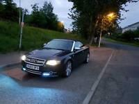 Audi A4 2003 convertible 2.4 petrol