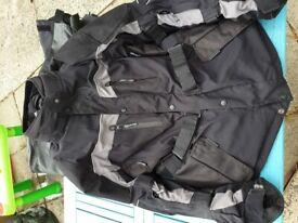 XL men's Motorcycle jacket. Good condition