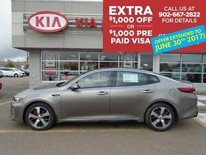 2016 Kia Optima SX TURBO on the road $111*wkl