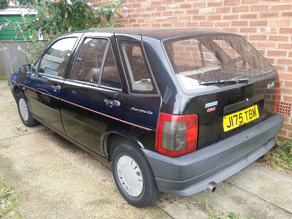 Fiat Tipo 1.4 1992 108.473 miles, special version with anti rust coating