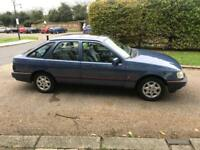 FORD SIERRA 2.0 GLX 1991 CLASSIC 1 YEARS MOT DRIVES THE BEST. BARGAIN QUICK SALE