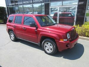 2008 Jeep Patriot AUTO SUV