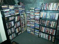100's of movies