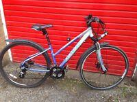 Carrera Crossfire 2 Womens Hybrid Bike 2014 - 18''