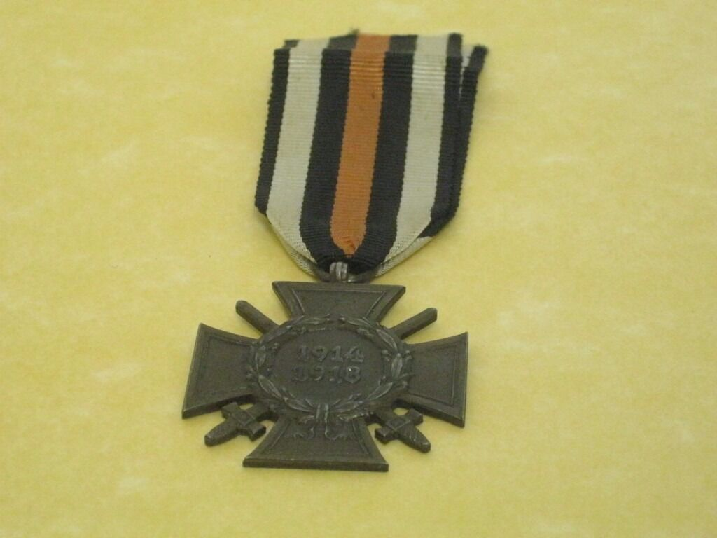 German World War I medal