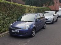 Ford fiesta 1.4 zetec 1 owner service history px??