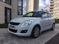 2010│Suzuki Swift 1.2 SZ4 Auto 5dr│2 Former Keepers│Full Service History│1 Year MOT│Hpi Clear