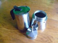 COFFEEXPRESS STAINLESS STEEL COFFEE MAKER 12 CUP