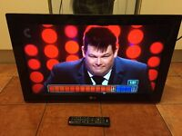 """BEST CONDITION 32""""LG LCD FULL HD 1080P+FREEVIEW IN"""