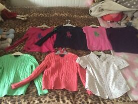 Bundle of Ralph Lauren childrens clothes