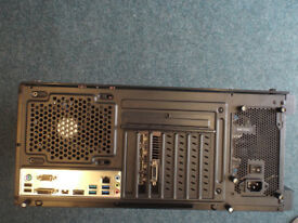 Gamemax Draco Gaming PC, Windows 10, Crucial 16GB RAM