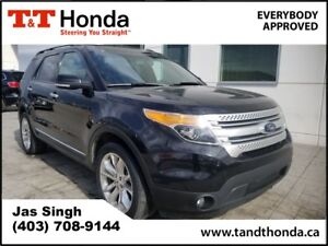 2014 Ford Explorer XLT* One Owner, Bluetooth, Keyless Entry*