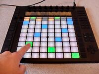 Ableton Push 1 Controller for Ableton Live