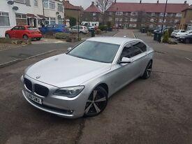 BMW 7 SERIES 3.0 730LD